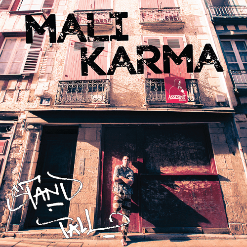 Mali Karma Stand Tall Cover