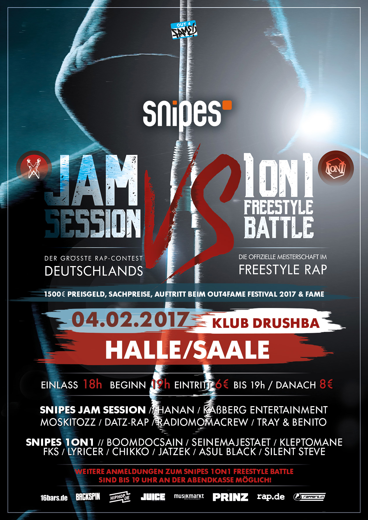 Jamsession in Halle