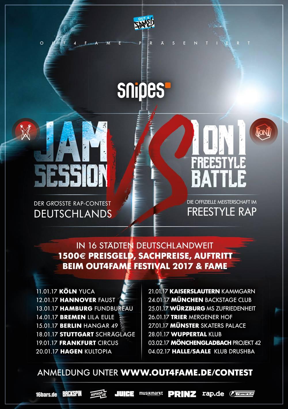 Jamsession in Halle