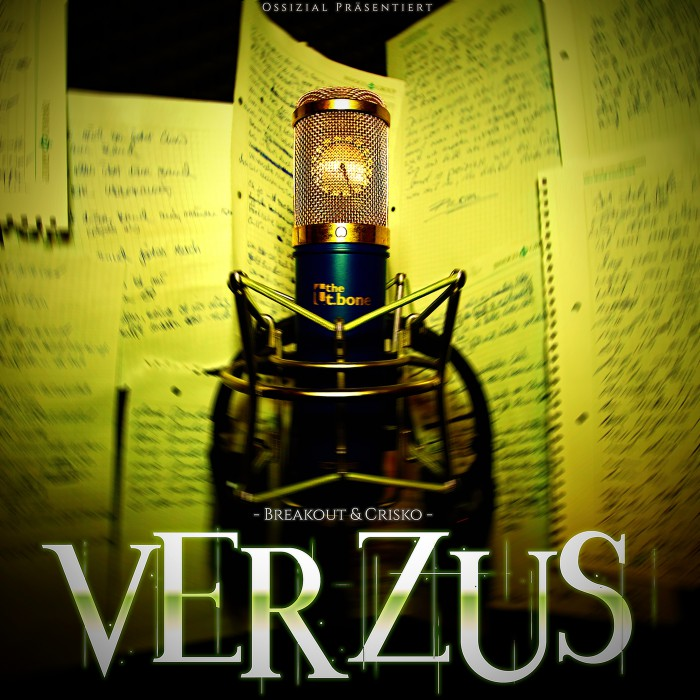 VERZUS COVER FRONT